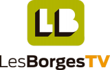 Logotip de LesBorges TV
